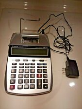 Canon P23-Dh V Calculator Time Clock And Calendar 12 digits