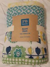 Pottery Barn Teen NEW Naomi standard sham pillow case