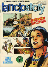 [AP] LANCIOSTORY ANNO VII N° 38 - Ed. EURA _ OTTIMO EDICOLA _