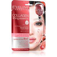 Eveline Intensément Affermissant Coréen Feuille Masque Collagène 8IN1 20ML