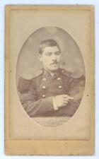 Photographie Militaire sur support cartonné Grande Photographie Lyonnaise BAUDY