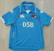 AZ Alkmaar Trikot 12 football shirt jersey maillot maglia camiseta blau DSB