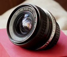Pentax K DSLR f/2.8 Wide Angle Camera Lenses