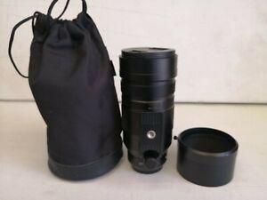 Panasonic Leica dg vario-elmar 100-400mm f/4.0-6.3 ASPH