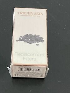 Trophy Skin Microdermabrasion Replacement Filters Brand New Sealed