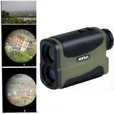 AOFAR LCD Screen Sport 6X Golf Distance Hunting Laser Range Finder Measurer 700Y