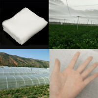 10x12FT Garden Mesh Netting Plant Vegetable for Mosquito Bug Insect Bird US US!