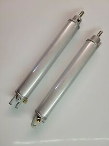 1957-1961 Ford Edsel Convertible Cylinder- 7 Year Warranty- PAIR(2)