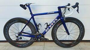 DE ROSA KING italian road bike SHIMANO ULTEGRA 11 sp. EXCELLENT NO WHEELS