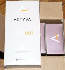 Kemon Actyva Color Out Liquid Color Remover 3 Kits 120ml 4.1 oz. Each