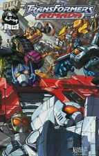 TRANSFORMERS ARMADA (2002 DW) 1-7 How The War Began...!