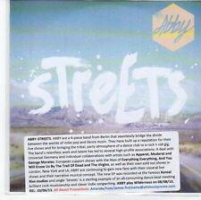 (EE706) Abby, Streets - DJ CD