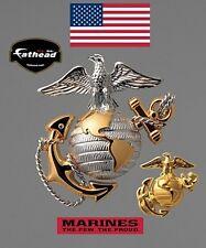 U.S.M.C. Fathead Wall Graphic Eagle, Globe & Anchor