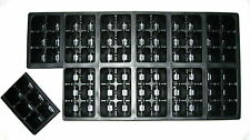 Seed Starting Tray Inserts, 360 Cells, Growing Supplies, Propagation = 5 Trays