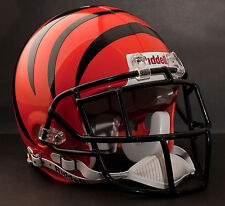A.J GREEN Edition CINCINNATI BENGALS Riddell AUTHENTIC Football Helmet