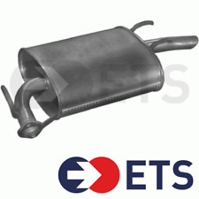 TOYOTA COROLLA 1.3 1.6 2.0 D 72/75/82/88/114HP 1992- Exhaust Rear Silencer