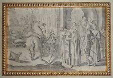 1580-VENEZIA-MAGNIFICA OPERA FIALETTI ODOARDO-SADELER-CON PASSEPARTOUTE-ORIGINAL