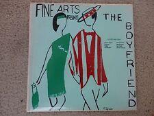 Fine Arts Presents The Boyfriend Double LP El Cerrito High School NM