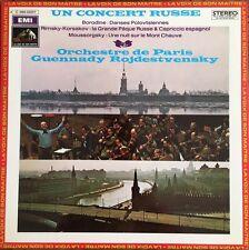 Un concert Russe : Borodine : Danses Polovtsiennes - Rojdestvensky - Vinyl
