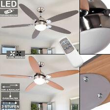 Ventilateur plafond 6,5 W SMD DEL éclairage Lampe Ventilateur Refroidisseur Télécommande
