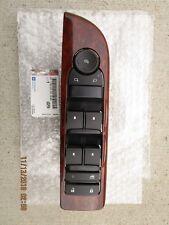 10 - 13 CHEVY TAHOE SUBURBAN LS LT 4D SUV MASTER POWER WINDOW SWITCH BRAND NEW