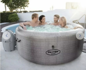 Brand NEW Lay Z Spa Cancun 2021 4 Person Inflatable Hot Tub **TRUSTED SELLER**
