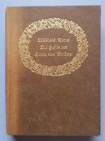 Die Hosen des Herrn von Bredow Vaterländischer Roman Willibald Alexis 1916