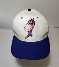 Vintage American Needle Hat Blockhead Dino The Flintstones Snapback Cap 90s