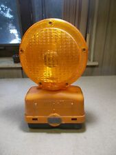 Empco Lite Model 400 With Battery Emergency Barricade Construction Safety Light
