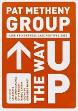 Pat Metheny Group - The Way Up - Live - DVD N.00823