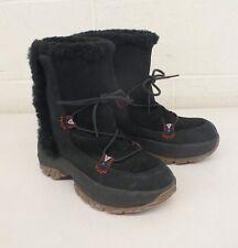 ULU Alaska Taktuk Warm Shearling Leather Winter Boots US Women's 9 EXCELLENT