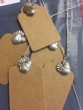 GIFT TAGS With LITTLE HEN CHARMS