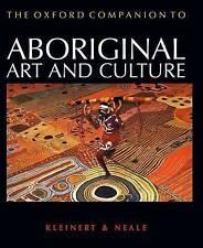 The Oxford Companion to Aboriginal Art and Culture (Oxford Companions), , Good U