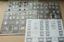 Rare Led Zeppelin Physical Graffiti Double Album German Pressing SSK89400 Ex