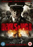 Devil's Di Guerra Blu-Ray Nuovo (SIG89)