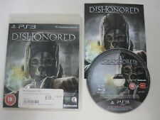 Dishonored - PS3 (PAL) Game Sony Playstation 3
