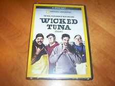 Wicked Tuna Season 1 Bluefin Tuna Fishing Fisherman Big Game Fish 3 Dvd Set New