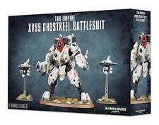 GW Tau Empire XV95 Ghostkeel Battlesuit Warhammer 40k   NIB / Shrink / Free Ship