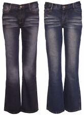 Jeans da donna gamba dritta alti