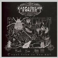 Carpathian Forest - F**k You All! [New CD] Argentina - Import