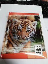 VECCHIO DIARIO WWF DATATO 2016/2017    TIGROTTO