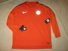 Manchester City Nike Soccer Jersey New W/Tags Men's 2XL MCFC Long Sleeve Futbol