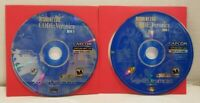 Resident Evil Code: Veronica Sega Dreamcast Game 2 DISCS ONLY TESTED WORKING VGC