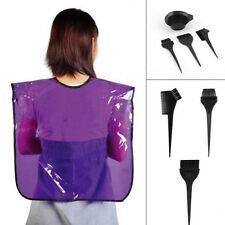 4pcs Hairdressing Hair Dye Set Hair Color Brush Comb Mixing Bowl Tint Tool
