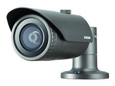 SAMSUNG qno-7010r 4MP POE FULL HD Outdoor IP IR Weatherproof Bullet CCTV Camera