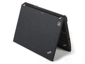 Lenovo X201  Core i5   520M  2.4 Ghz  4GB 120GB  SSD Win 7 Pro Cam