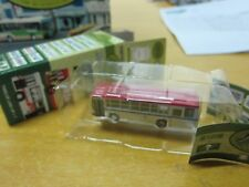 TOMYTEC - THE BUS COLLECTIONS 11 - SCALE 1/150 - TYPE 4 - MINI TOY CAR - BUS D2