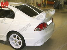 MV-Tuning Rear Wing Spoiler Mugen Style for Acura CSX 2006-2012