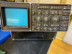 Philips PM 3305 35mhz Oscilloscope (R4)