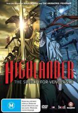 Highlander - Search For Vengeance (DVD, 2007) Region 4